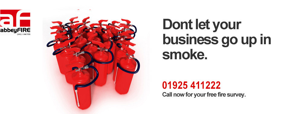 Abbey Fire UK Ltd - Dont let your business go up in smoke
